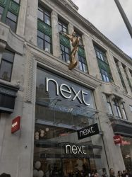 Next - Oxford Street - London