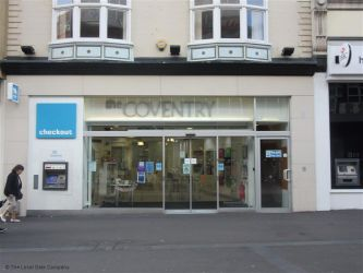 Coventry Building Society – Leicester